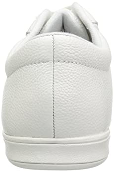 Easy Spirit Ap1 Sport Walking Shoe, White Leather, 5 M 1