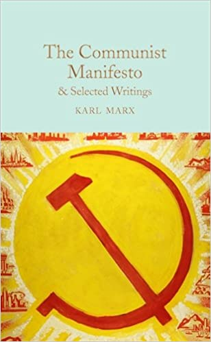 The communist manifesto selected writings macmillan the communist manifesto selected writings macmillan collectors library karl marx hugh griffith 9781509852956 amazon books fandeluxe Images