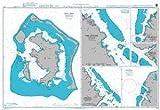 BA Chart 1107: Plans in the Iles de la Societe