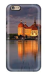 New Moritzburg Castle Germany Tpu Case Cover, Anti-scratch HKLrFBI2061FdGig Phone Case For Iphone 6