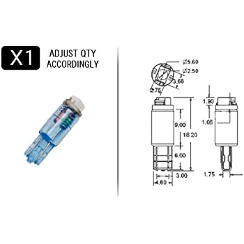 led instrument lights led wedge lamps wiring diagram