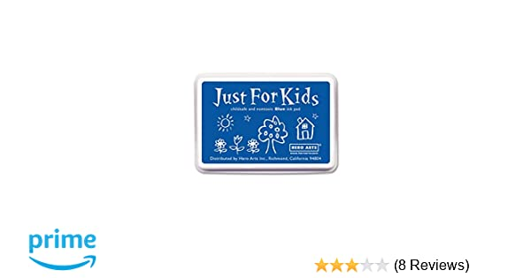 Green Hero Arts Just For Kids CS102 Washable Ink Pad for Rubber Stamps