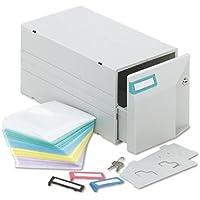 Innovera CD/DVD Storage Drawer - CD/DVD Storage Drawer, Holds 150 Disks
