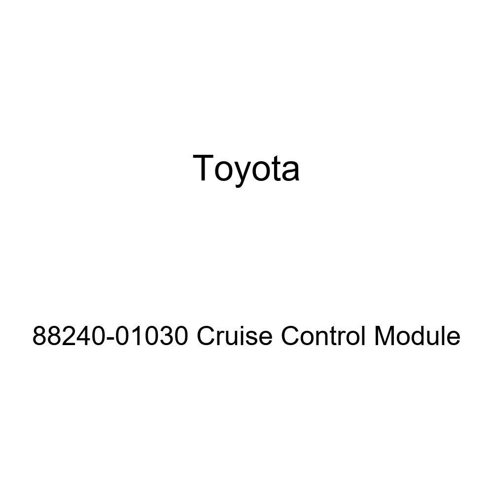 Toyota 88240-01030 Cruise Control Module