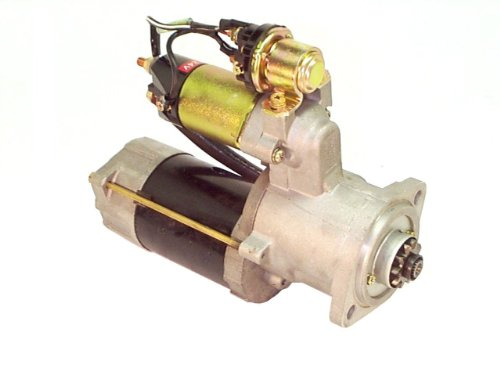 Total Lab Ct (Forklift Supply - Aftermarket Caterpillar Forklift Starter - PN CT34766-10902)