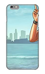 Exultantor Brand New Defender Case For Iphone 6 Plus (grand Theft Auto V Beach Weather) / Christmas's Gift