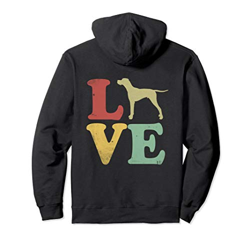 I Love My english pointer Hoodie - Gifts for Dog -