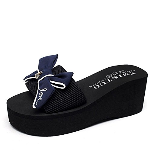 Beach Knot Butterfly Mujer Zapatillas C qTAwE6F
