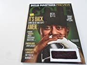 Golf Magazine April 2018   Tiger Woods –…