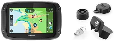 TomTom Rider 500 - GPS para Motocicletas (4.3 Pulgadas con ...