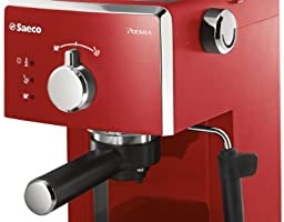 Philips Saeco Poemia - Cafetera espresso manual: Amazon.es: Hogar