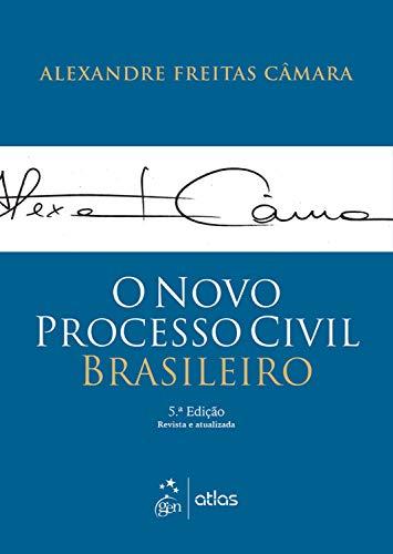 Novo Processo Civil Brasileiro ebook