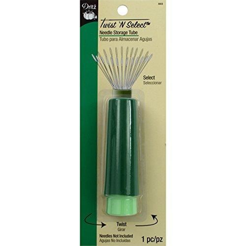 Dritz 803 Twist 'N Select Needle Storage