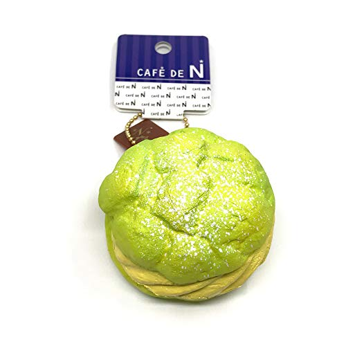 Cafe de n Cream puff squishy Slow Rising Original Package