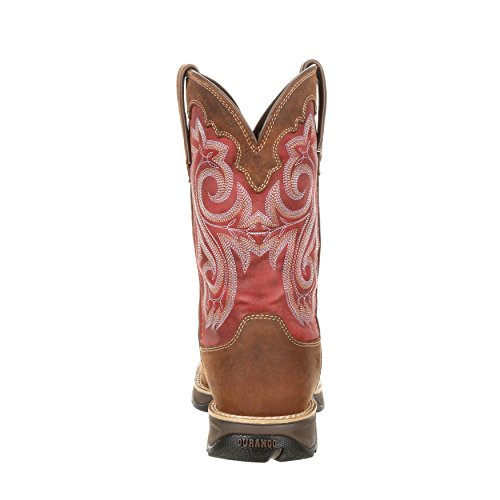 Durango Dame Rebelle Par Womens 10 Imperméable À Leau Composite Toe Western Travail Boot-drd0220