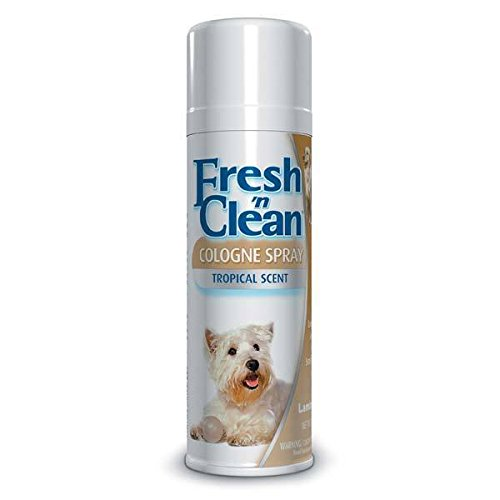 Lambert Kay Scented Colognes for Pets 12 oz Keep Your Dog Smelling Fresh 3 Scents to Choose (Tropical)