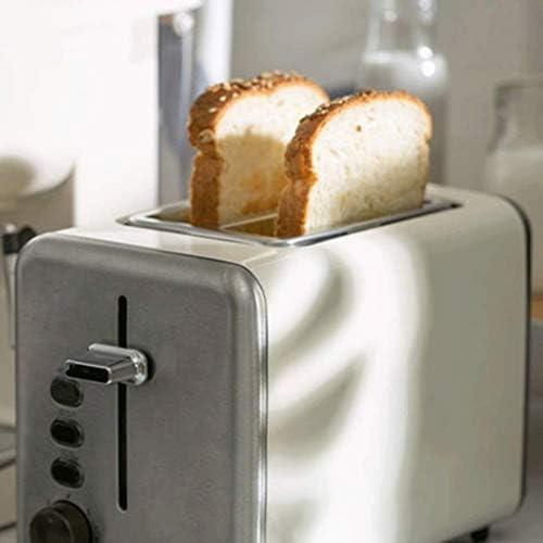 JYDQB Grille-Pain Multifonctionnel, for Bagels, Pains spéciaux et Autres Produits de Boulangerie, Portable for la Maison