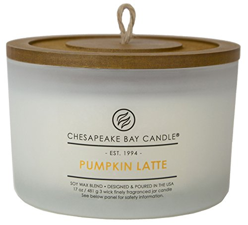Chesapeake Bay Candle Heritage Coffee Table Scented Candle, Pumpkin (Heritage Collection Cocktail Table)