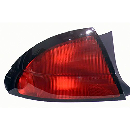 Headlights Depot Replacement for Chevrolet Lumina Monte Carlo Left Driver Side Tail Light