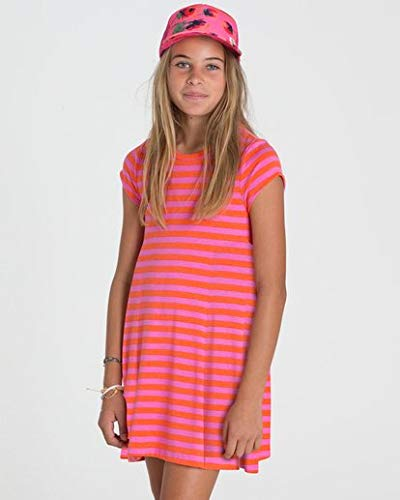 Billabong Girls' Big Field Dreams Dress, Poppy, L ()