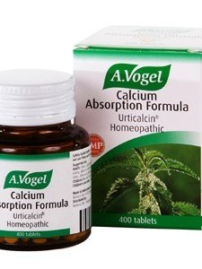 Bioforce USA A.Vogel – Calcium Absorption Formula – 400 Tablets
