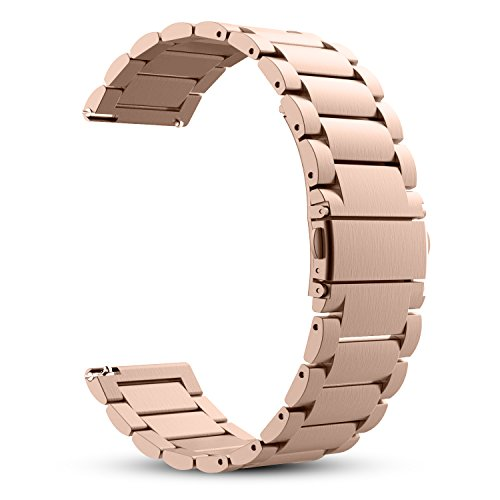 10 best gear s3 metal rose gold band
