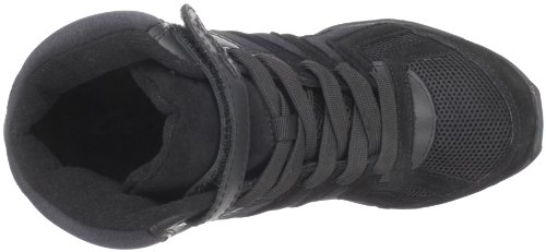 Capezio Brite Lites Unisex Dans Sneaker Zwart