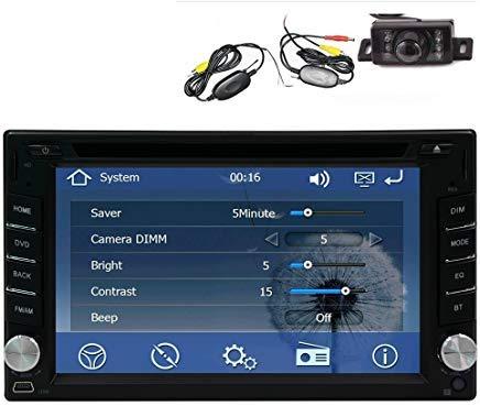 Wireless Backup Camera +GPS Navigation Windows CE