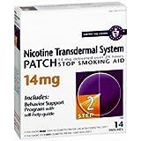 NICOTINE TRANS PATCH 14MG NOVA 14EA NOVARTIS CONSUMER HEALTH