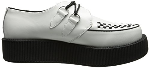 Sole Bianco Mondo TUK Sneaker Adulto Creeper Round Unisex 7vUWwpfqZ
