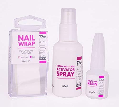 The Edge Nail Silk Wrap Trial Kit ()