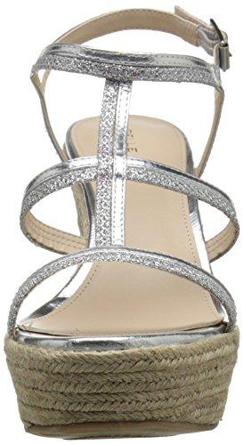 Silver Silver Pelle Women's Moda Pelle Women's Moda nWpzCwq8n
