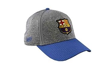 Gorra FC. Barcelona - Producto Oficial Licenciado - Grey - Talla Adulto ajustable: Amazon.es: Deportes y aire libre