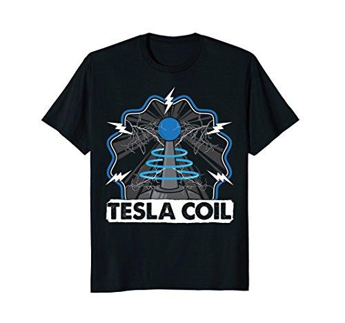 Tesla Coils T-Shirt