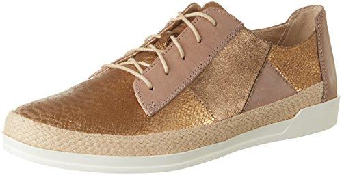 Caprice 23203, Zapatillas para Mujer Dorado (Gold Rep.multi)
