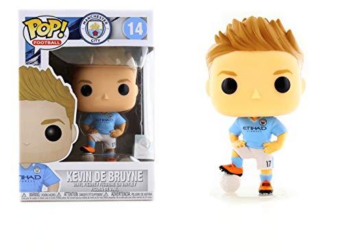 - Football Manchester City Kevin De Bruyne Pop! Vinyl Figure