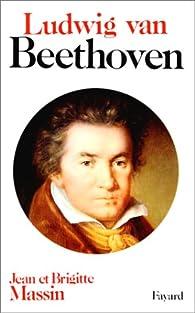 Ludwig van Beethoven par Jean Massin
