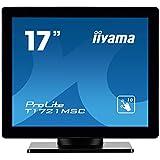 "iiyama ProLite T1721MSC-B1 17"" 1280 x 1024pixels Multi-touch Tabletop Black touch screen monitor"
