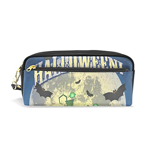 Pencil Case/Makeup Bags Festive Theme of Halloween Big Capacity Portable Pencil Bag for College -