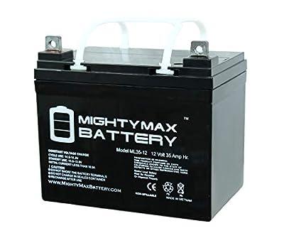 12V 35AH Light Trolling Motor Battery Sevylor Minn Kota review