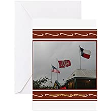 CafePress - A&M #2 - Greeting Card, Note Card, Birthday Card, Blank Inside Matte