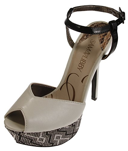 Open Womens and Sam Women's amp; Toe Libby Pumps Margot US 7I7qwzxP