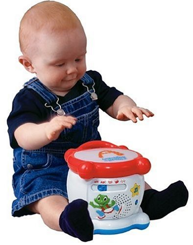 LeapFrog Learning Drum (Alphabet Tap And Learn Toys Kids)