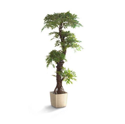 Large Stylish Artificial Japanese Fruticosa Tree, Luxury Handmade ...