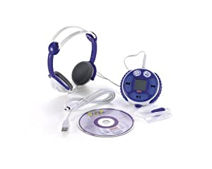 Amazon.com: Fisher Price Kid Tough FP3 Song & Story Player - Blue: Toys & Games
