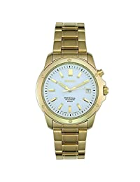 Seiko Men's SNQ012 Perpetual Calendar Watch
