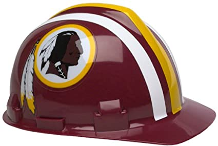acc1edd71 Image Unavailable. Image not available for. Colour  Wincraft Washington  Redskins Hard Hat