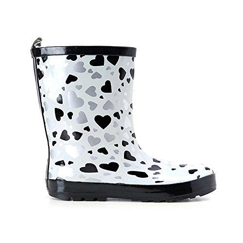 Magone Womens Love Rain Boots PVC Boots Fashion Rain Shoes by Magone (Image #1)