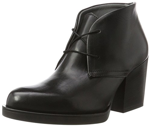 Zapatos Lili Derby Negro para Mujer Mill Nero Ner Cordones Kessi de ffZwqpExr
