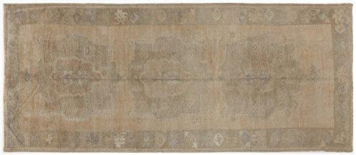 8'0'x11'0' Rectangular Rug (Nakkas Antique Handwoven Heritage Rug Beige 5'0'' X 11'8'')